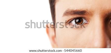 Eye. - Shutterstock ID 544045660