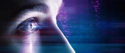 Eye in an high tech environment