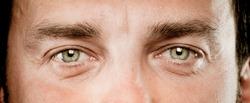 eye macro shot
