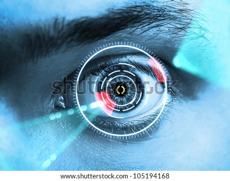 eye scan