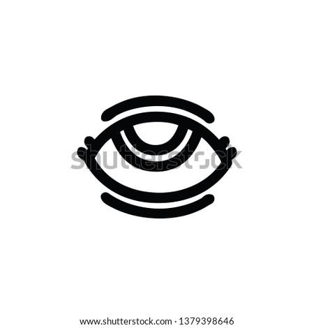 eye symbol icon symbol