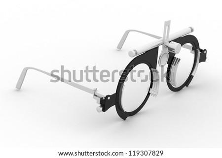 Eyesight Testing Spectacles
