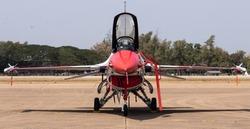F16 Airplane in thailand 2020