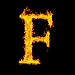 f ,fire letter