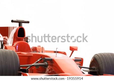 F1 sport car racing
