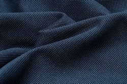 Fabric blue background light and shadow 3