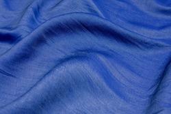 Fabric denim for shirt dark blue. 100% cotton.