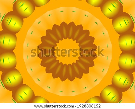 Fabric pattern design made for the usage of bedsheet and texture designing  Сток-фото ©