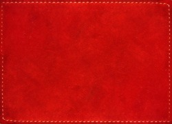 Fabric suede background texture