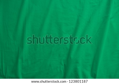 Fabric texture of the flag of Libya