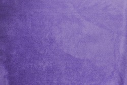 fabric with a nap in colors of the year 2018, ultra violet