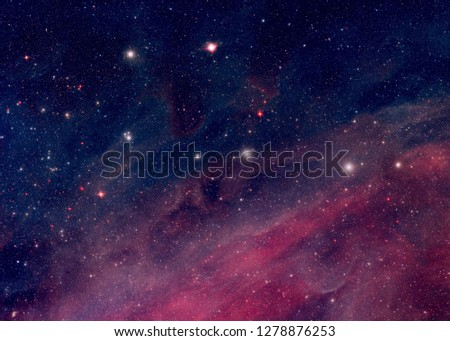 Fabulous Galaxy - Elements of this Image Furnished by NASA