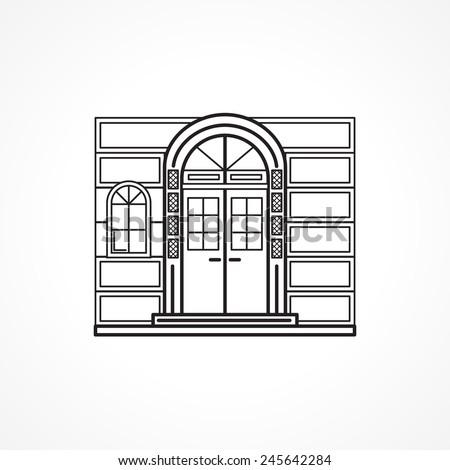 exterior door signs architecture door signs wiring diagram