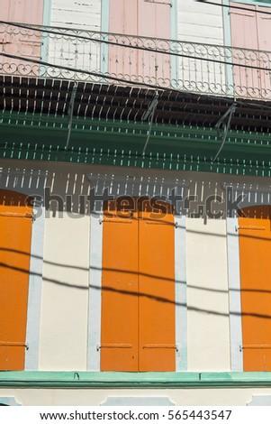 facade in pointe-a-pitre #565443547