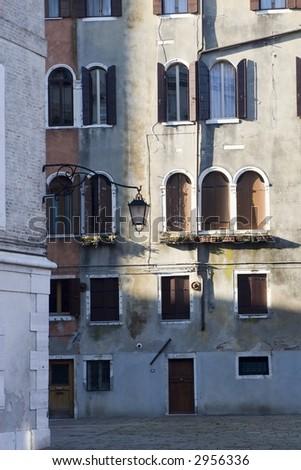 facade in venice #2956336