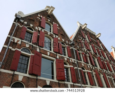 Shutterstock puzzlepix - The house with protruding windows ...