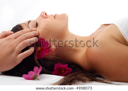face massage  #9
