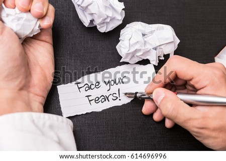 Face Your Fears #614696996