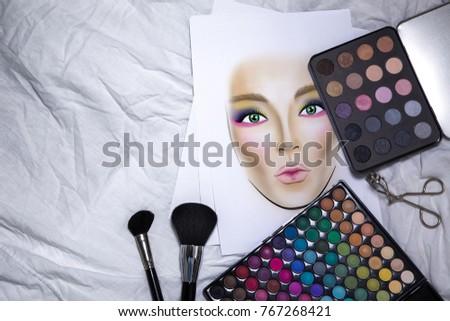 free photos sketch of fashion models templates for design avopix com