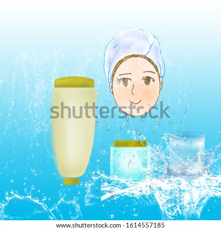 facial cleanser for facial  beauty