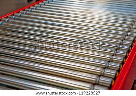 Factory Conveyor Belt Rollers