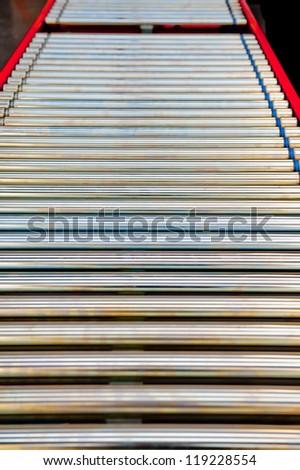 Factory Conveyor Belt Track