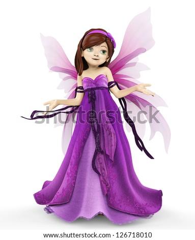 faerie princess pin up