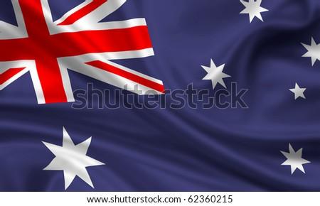 Fahne Flagge Australien