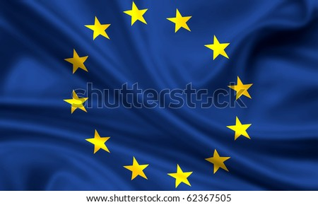 Fahne Flagge Europa