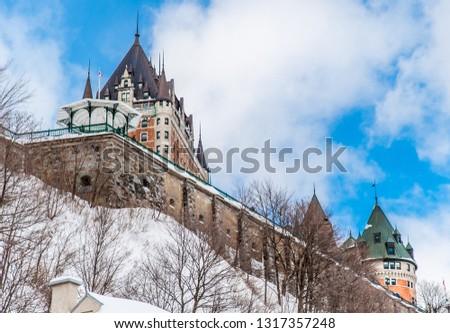 Fairmont Chateau Frontenac #1317357248