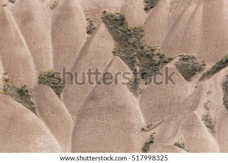 Fairy Chimneys in Cappadocia, Nevsehir, Turkey  Stok fotoğraf ©