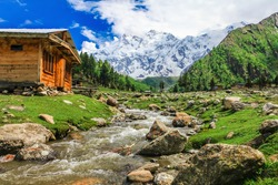 Fairy Meadows / Pakistan