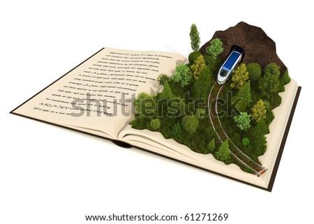 Fairy-tale book