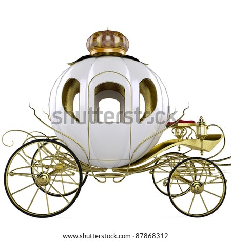 fairy tale carriage