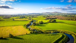 Fairywater valley, Omagh Co.Tyrone Northern Ireland