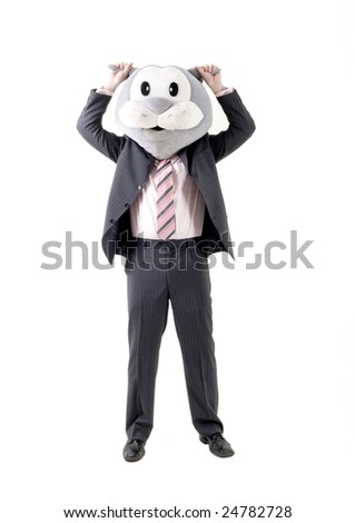 Fake banker happy after receiving financial help from goverment