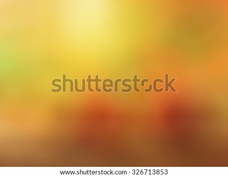 Fall colors blur background/Fall colors blur background/Fall colors blur background