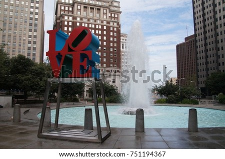 Fall in Love with Philadelphia #751194367