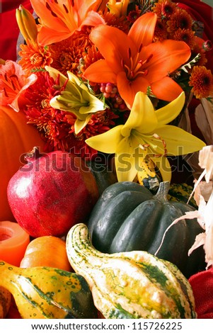 Fall's Harvest