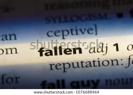 fallen fallen concept. #1076688464