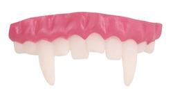 False vampire teeth for costume ball