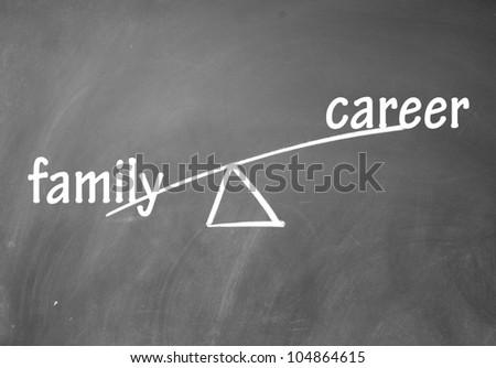 family and career choice