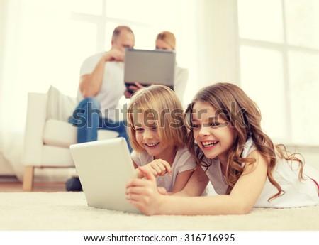 family  children  technology...