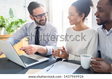 Family couple consultations with a lawyer or agent. Law and insurance.