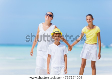 Opinion Mother in the beach nak are