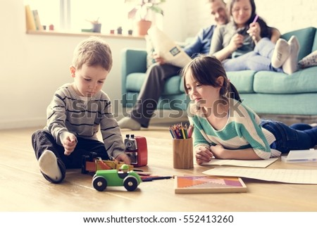 Shutterstock Family Spend Time Happiness Holiday Togetherness