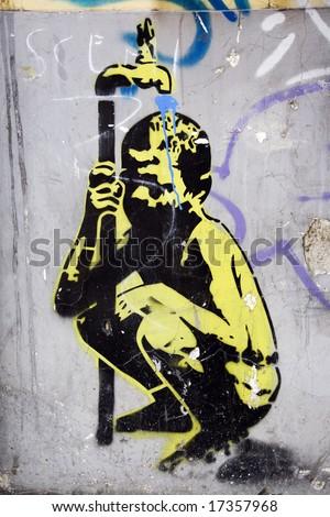 Banksy graffiti famous banksy graffiti