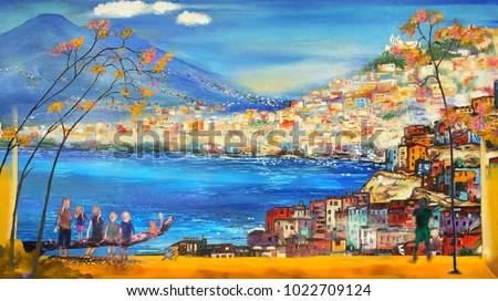 Famous italian view