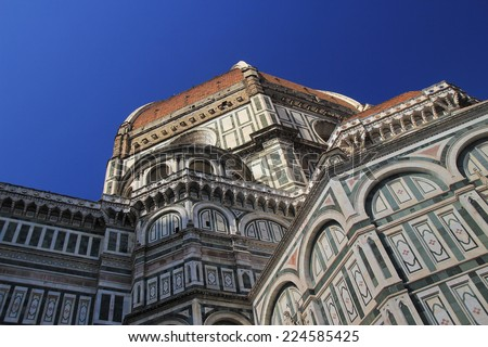 Famous place. Italy, Florence