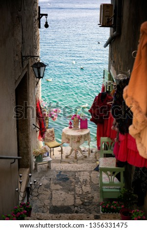 Famous places of Rovinj #1356331475